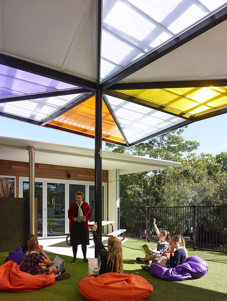 Junior School, Kimberley College by Guymer Bailey