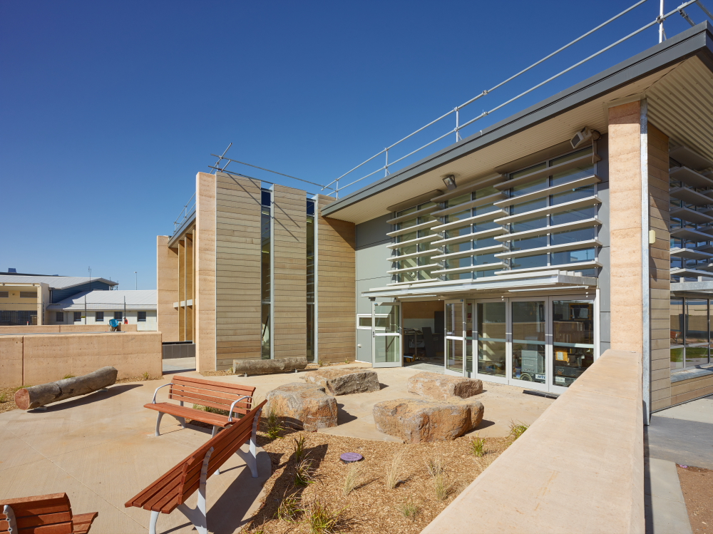 Ararat Prison by Guymer Bailey Architects