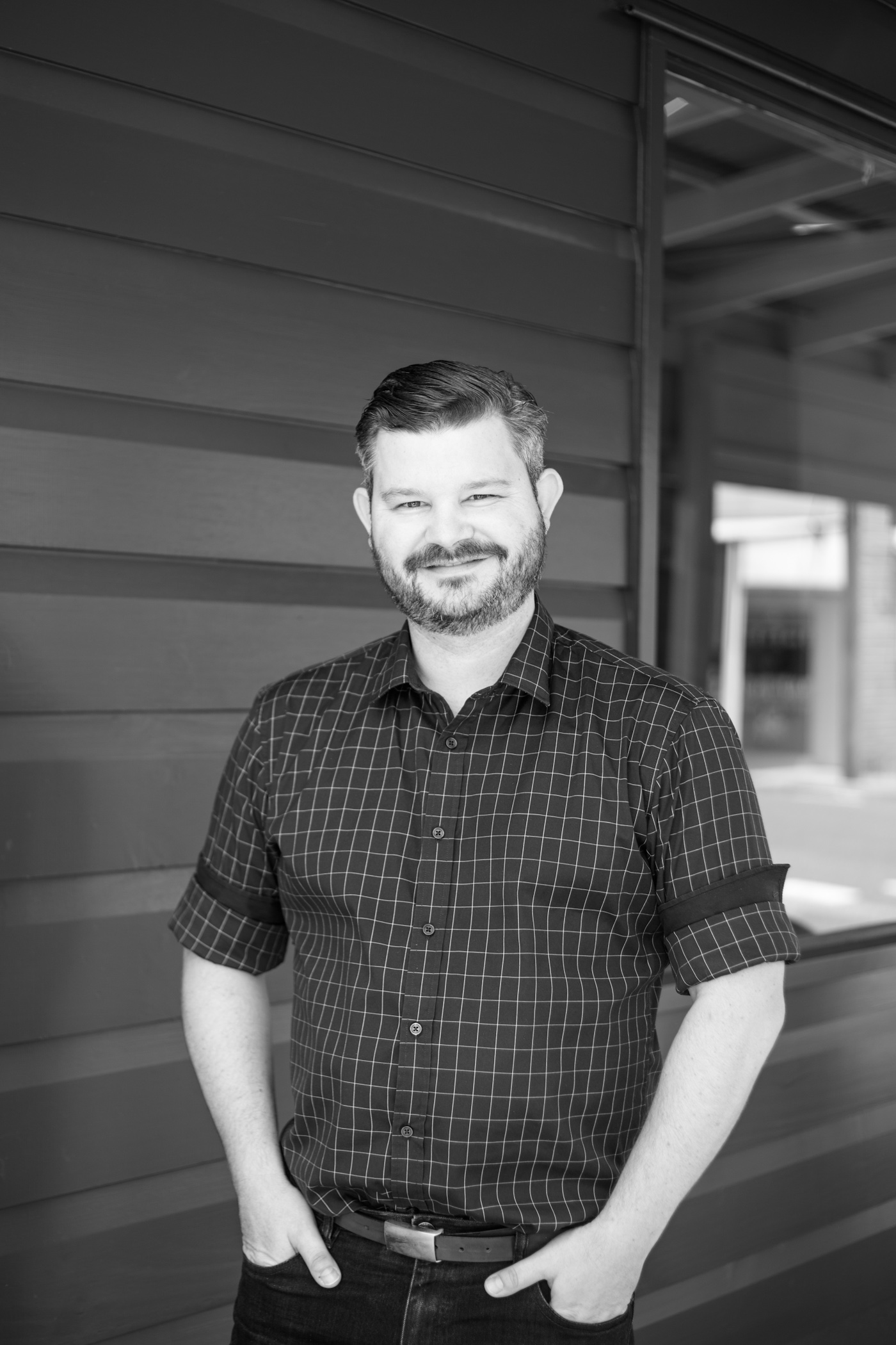 Steven McFeat | Senior Architect