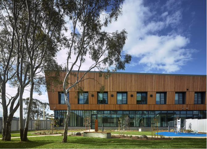 Rivergum Residential Treatment Centre.  Photography by Scott Burrows Photography.