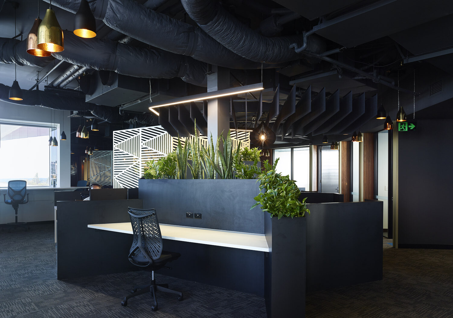 Inbox Fitout by Guymer Bailey Architects