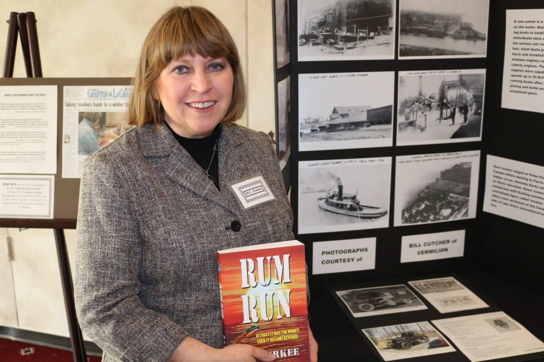 R.C. Durkee is both a writer and an award winning artist who blends her love of history, nature, and the rural life into her creative projects.