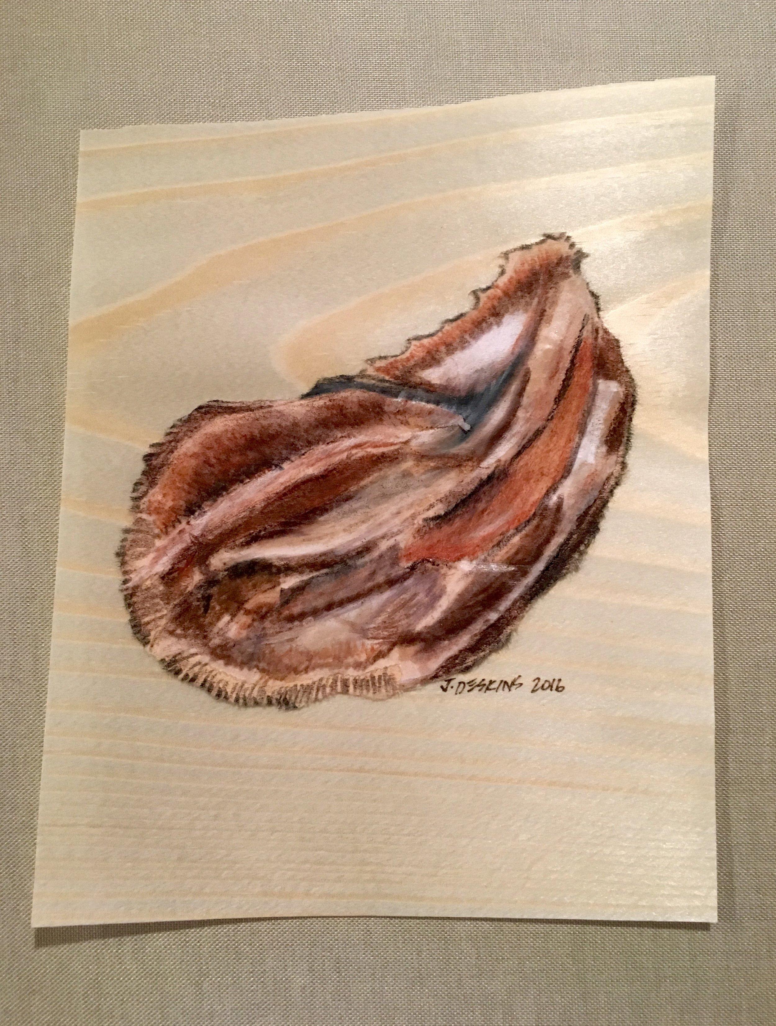 Chesapeake Oyster 3