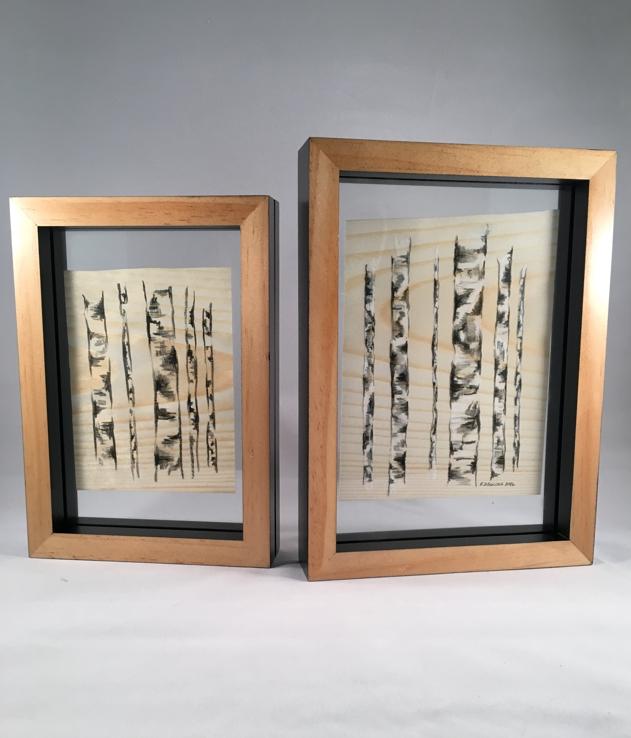 Framed Pieces