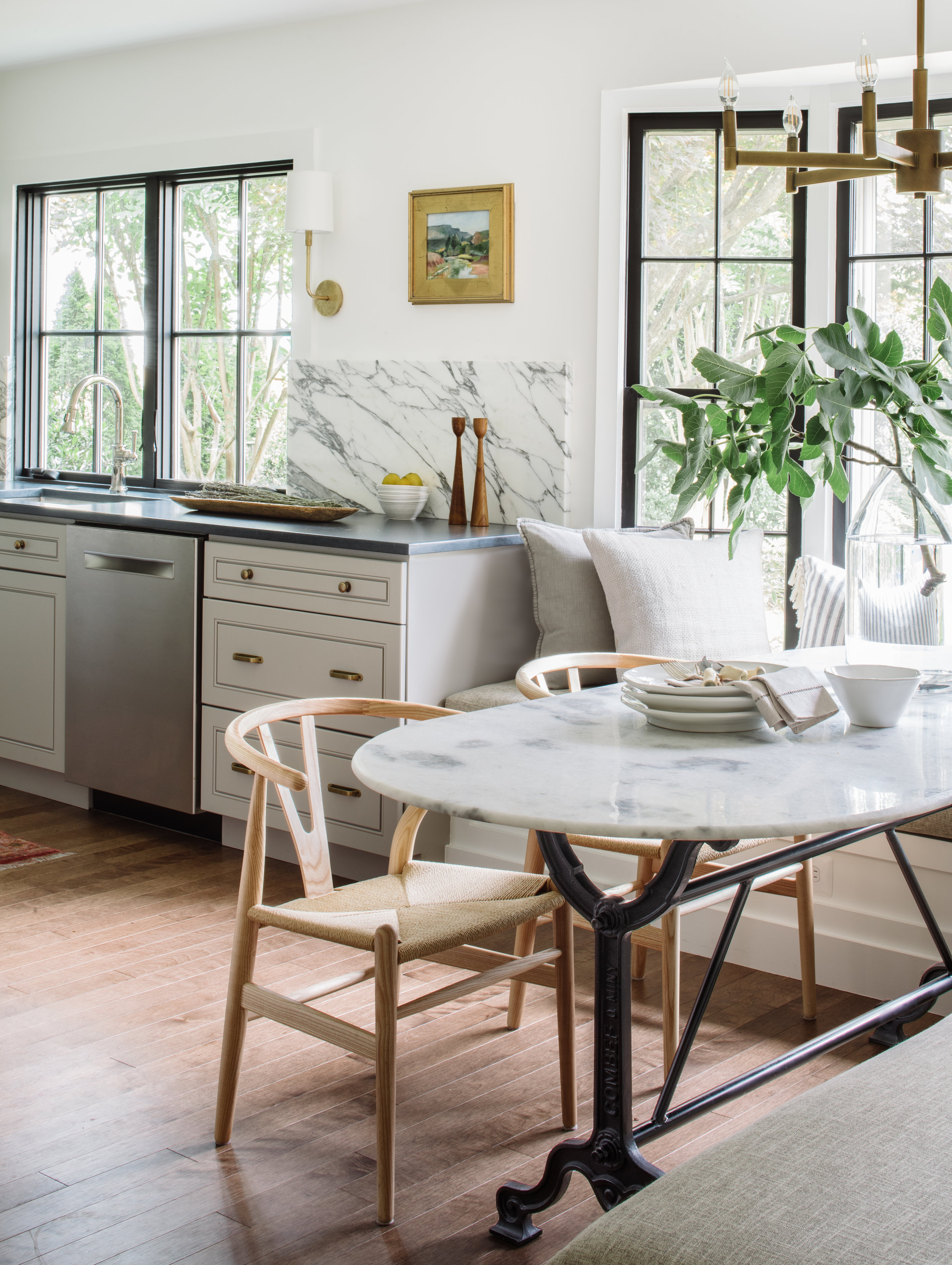Kitchen by Alison Giese Interiors
