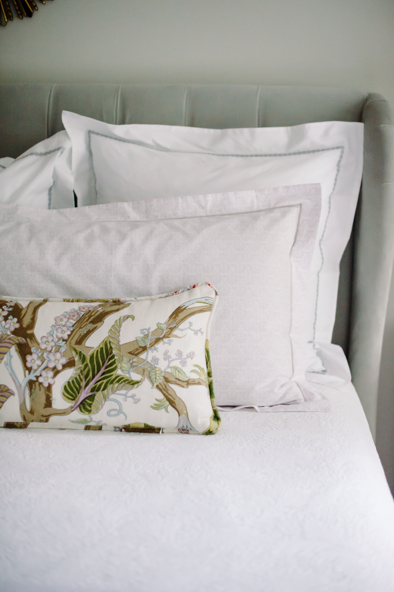 bedroom by Alison Giese Interiors