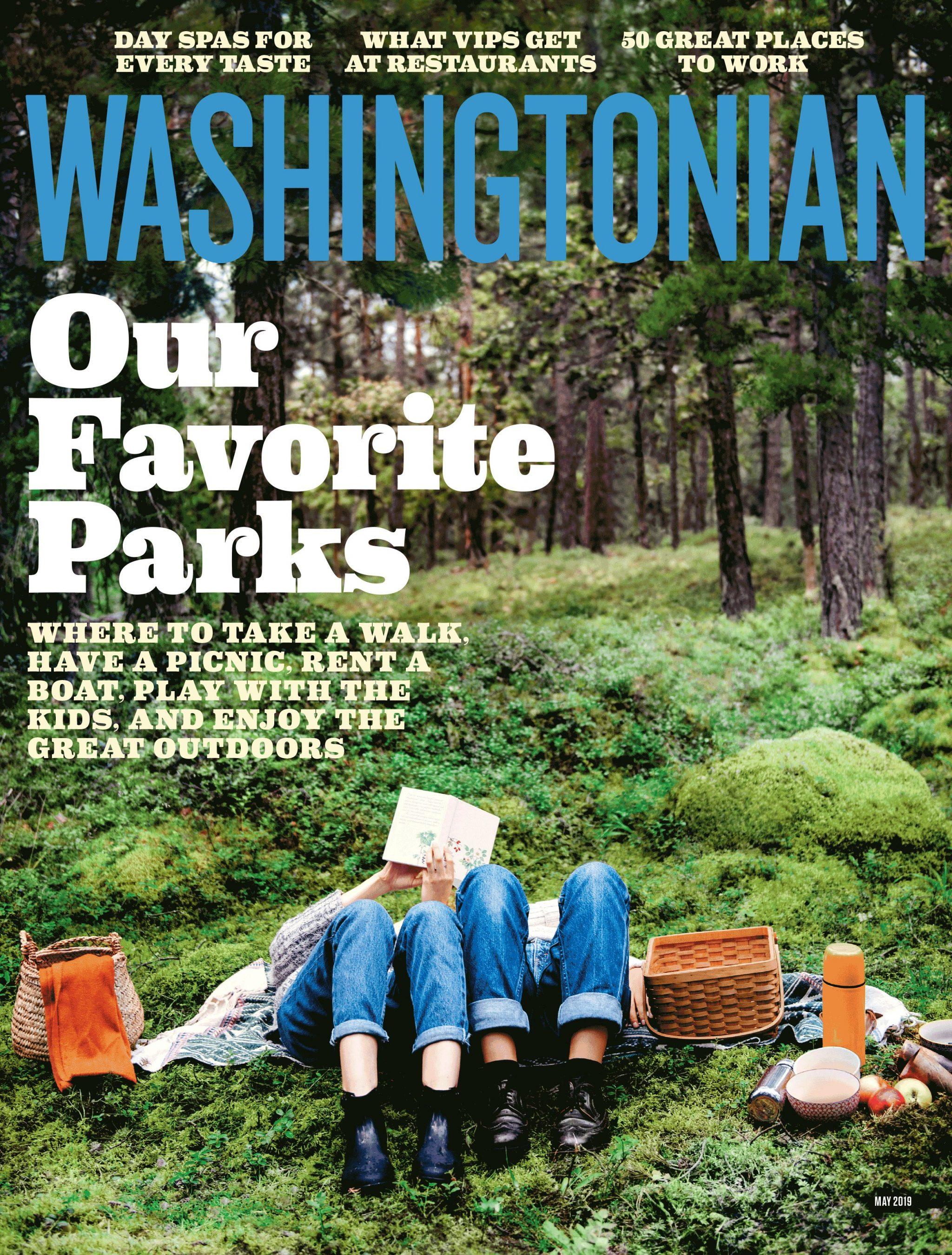 Alison Giese Interiors - Washingtonian Magazine Press