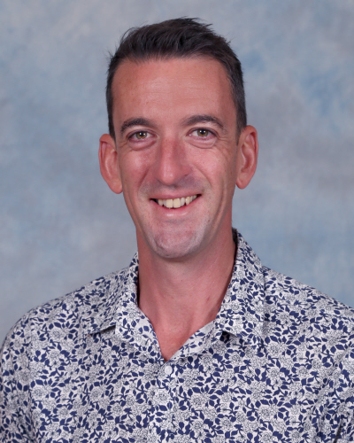 Ian Corrigan - 5 / 6 C (Team Leader)