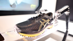 - The ideal shoe for improving balance and stability is a thin, hard-soled shoe. Robbins et. al