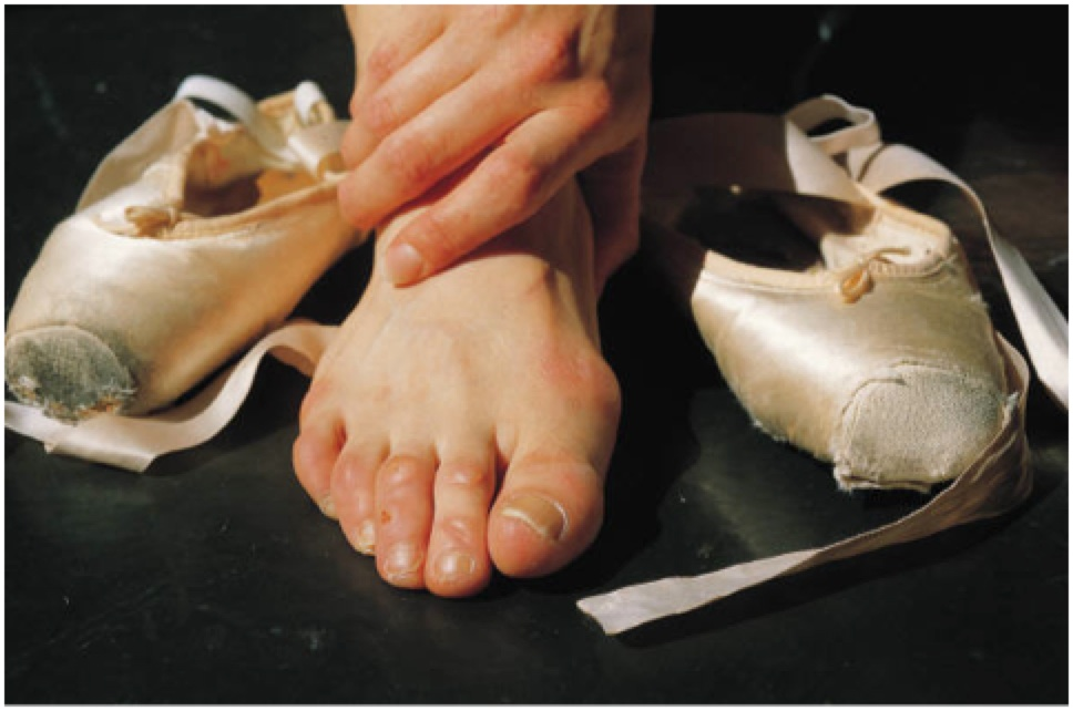- The Two Sides of Foot Function