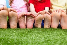 - Barefoot Stimulation Tips for Kids