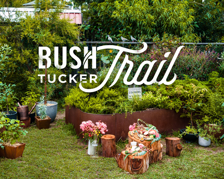 Bush Tucker Trail - For those eager to savour our most glorious natives, forage no further. All five senses will thank you later.