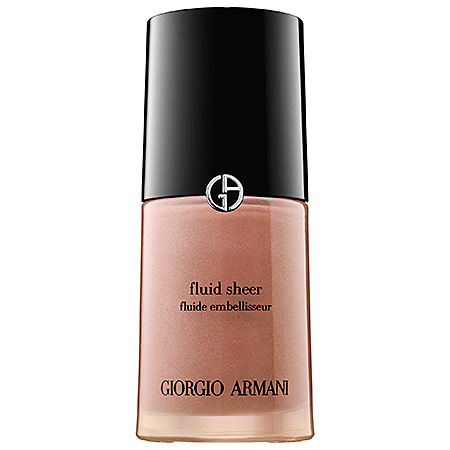 8. Giorgio Armani Beauty Fluid Sheer - We first came across this amazing product on MUA @KingMaliMagic 's Snapchat. It appears that this product gives you the effortless glow that we all seek for our faces. And at $62 it better! In any case, we are guessing we probably need it.