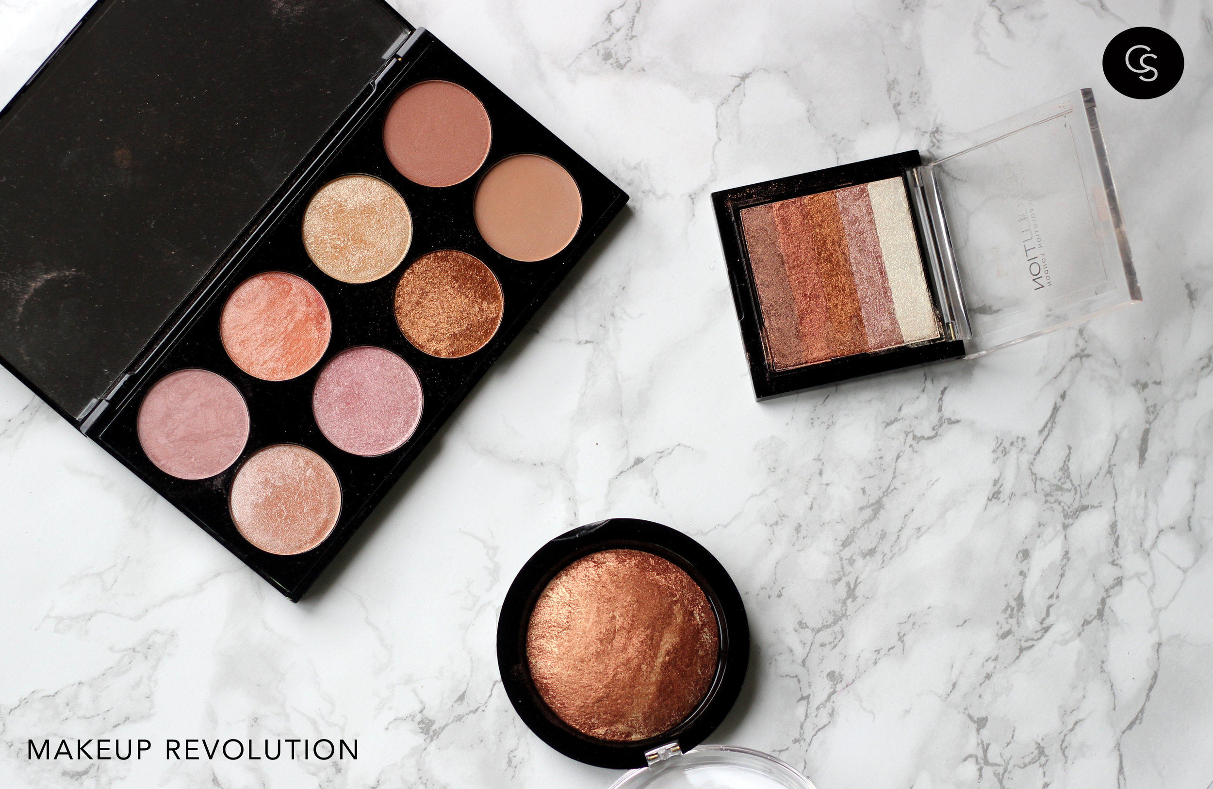 3. Makeup Revolution - This is not a new addition but it's definitely worth mentioning. They are a UK based brand but their products can be purchased both online and in stores.