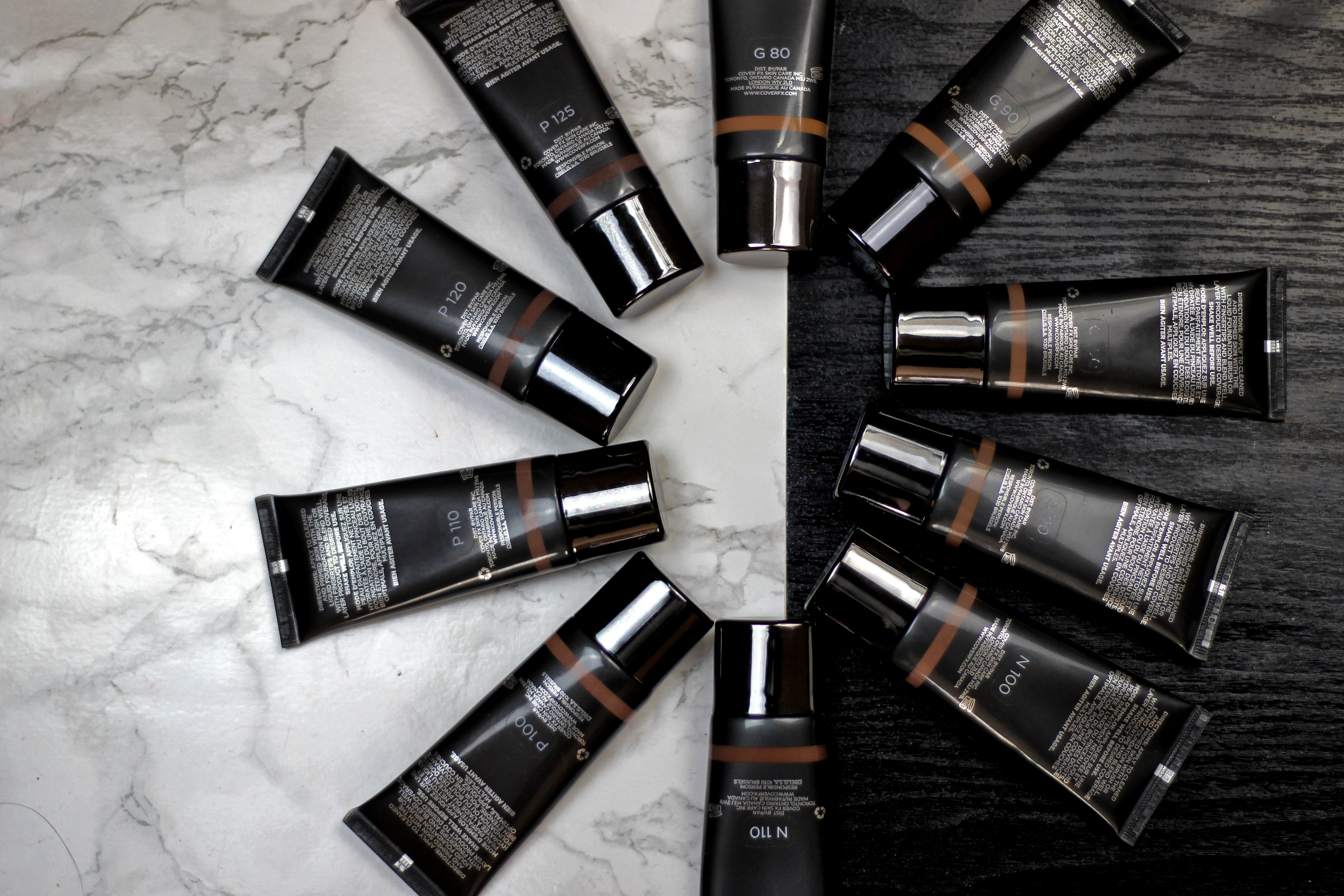 5. Cover FX - This is a brand that has an AMAZING complexion shade range so we can't wait till it hits Ulta stores. (So next time the Custom Enhancer Drops are completely sold out at Sephora, we have a second option!)
