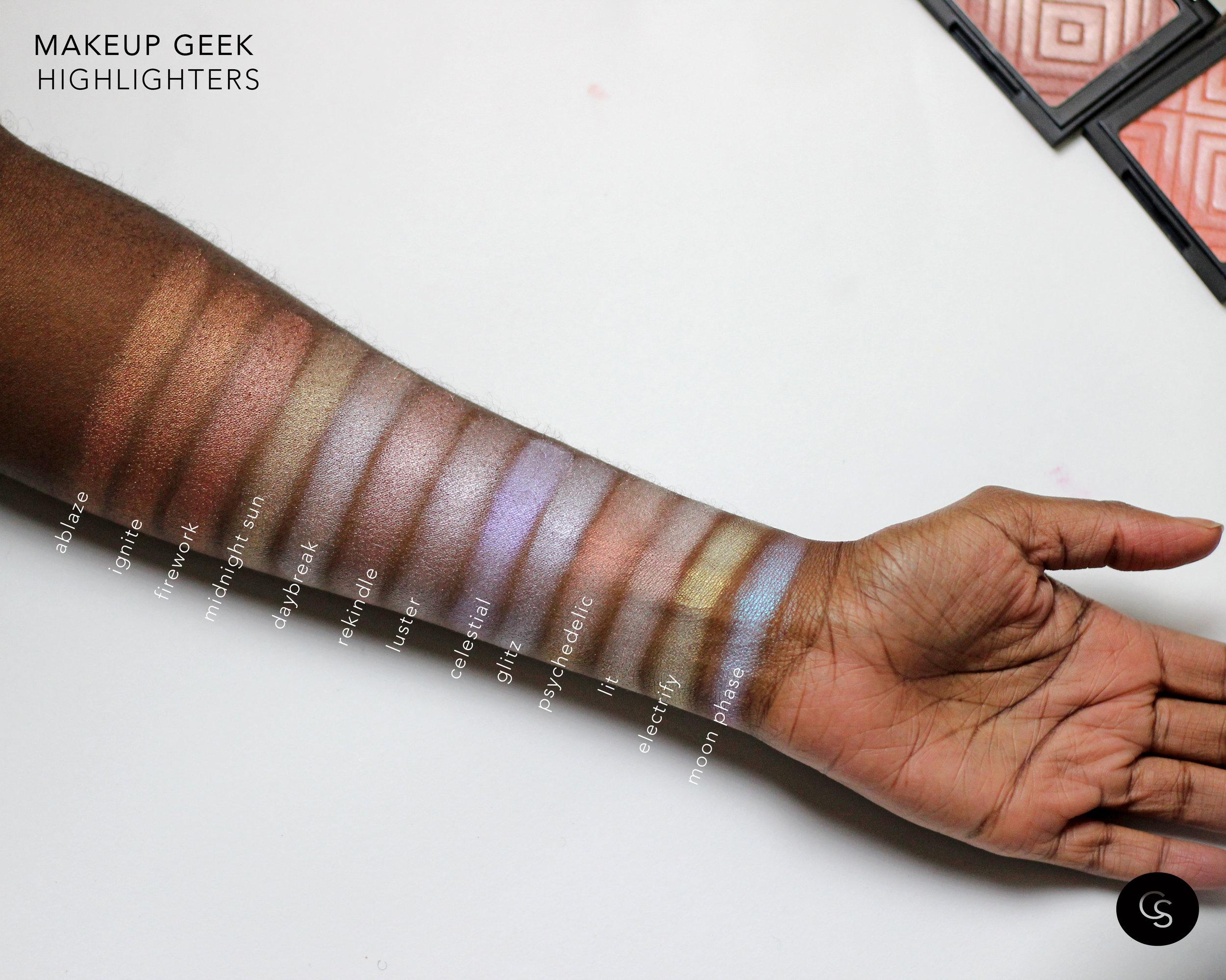 makeup-geek-highlighters-dark-skin