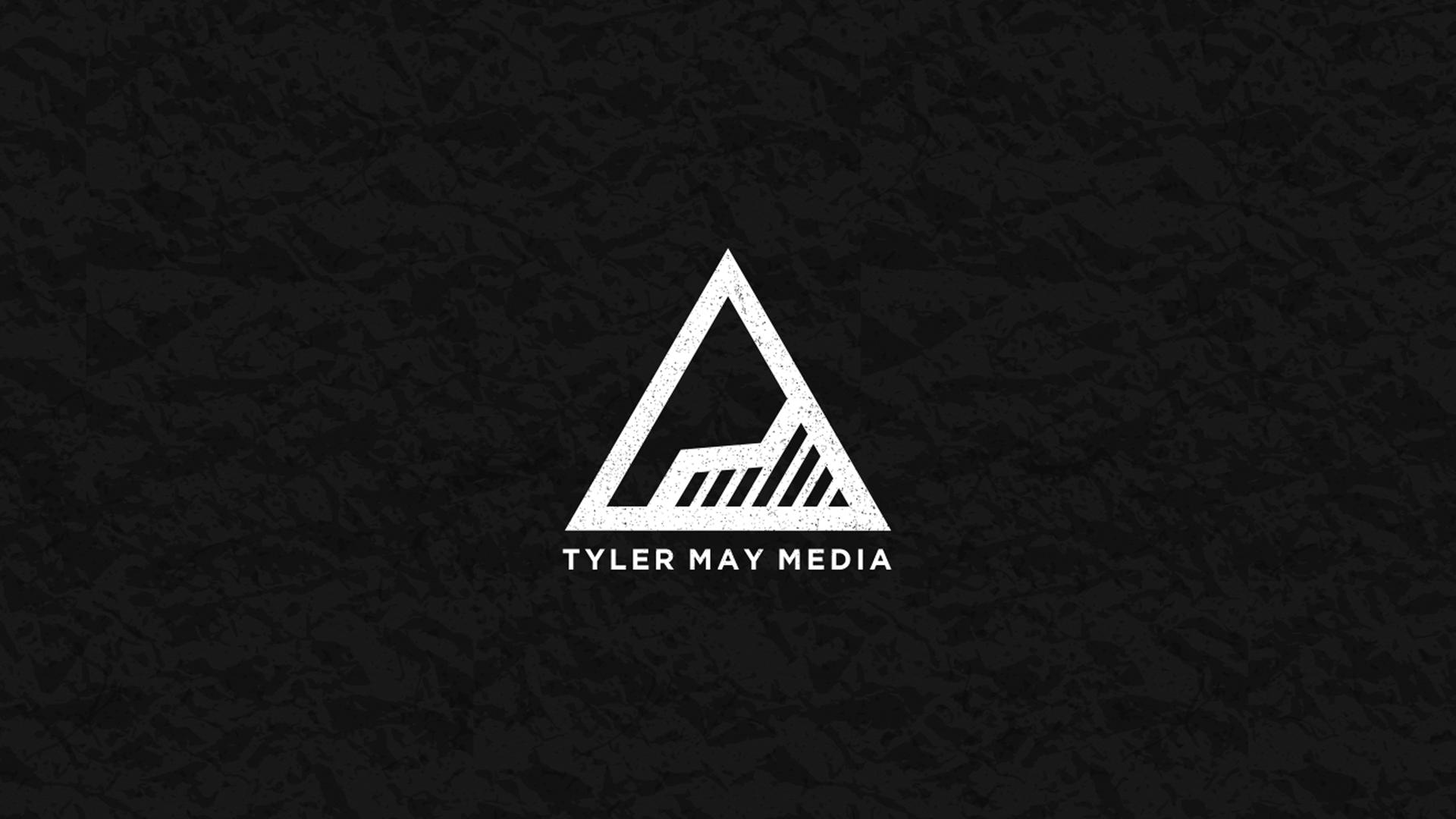 tyler may media logo