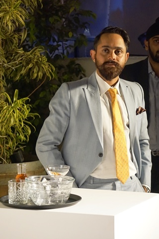 Angad Singh Gandhi, Brand Ambassador