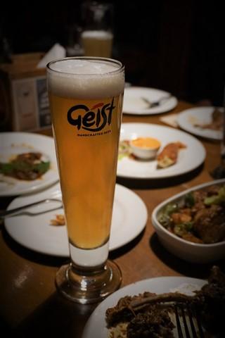 Geist Golden Ale