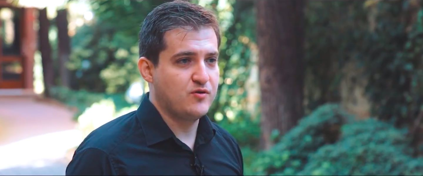 Live Interview with Liviu A.