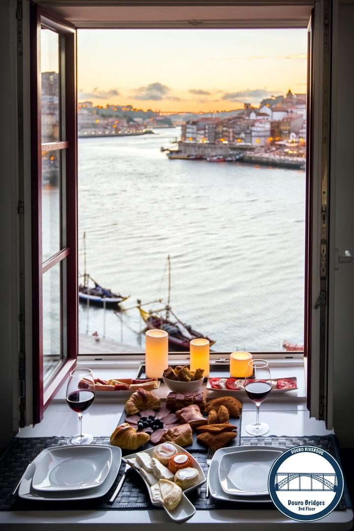 18. Douro Riverside - Douro Bridges (View Late Dinner 3).jpg