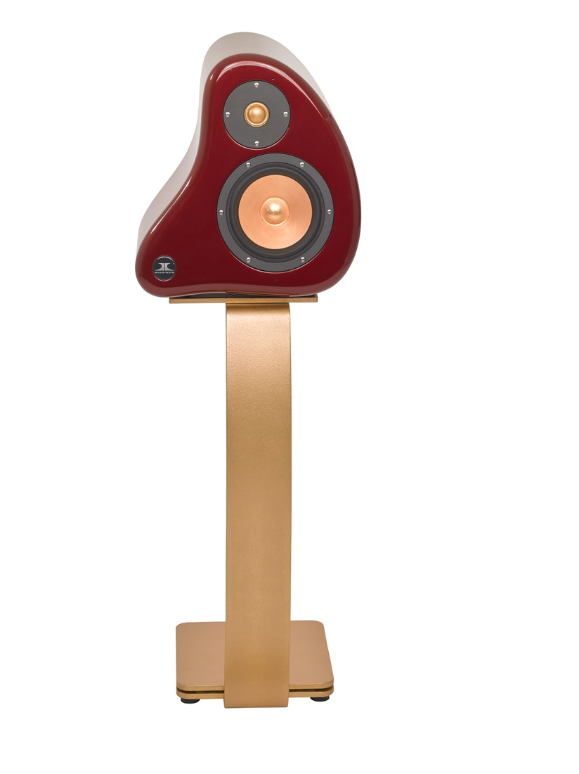 ONDIVA™ GOLD Reference Monitor & ARC™ Stand