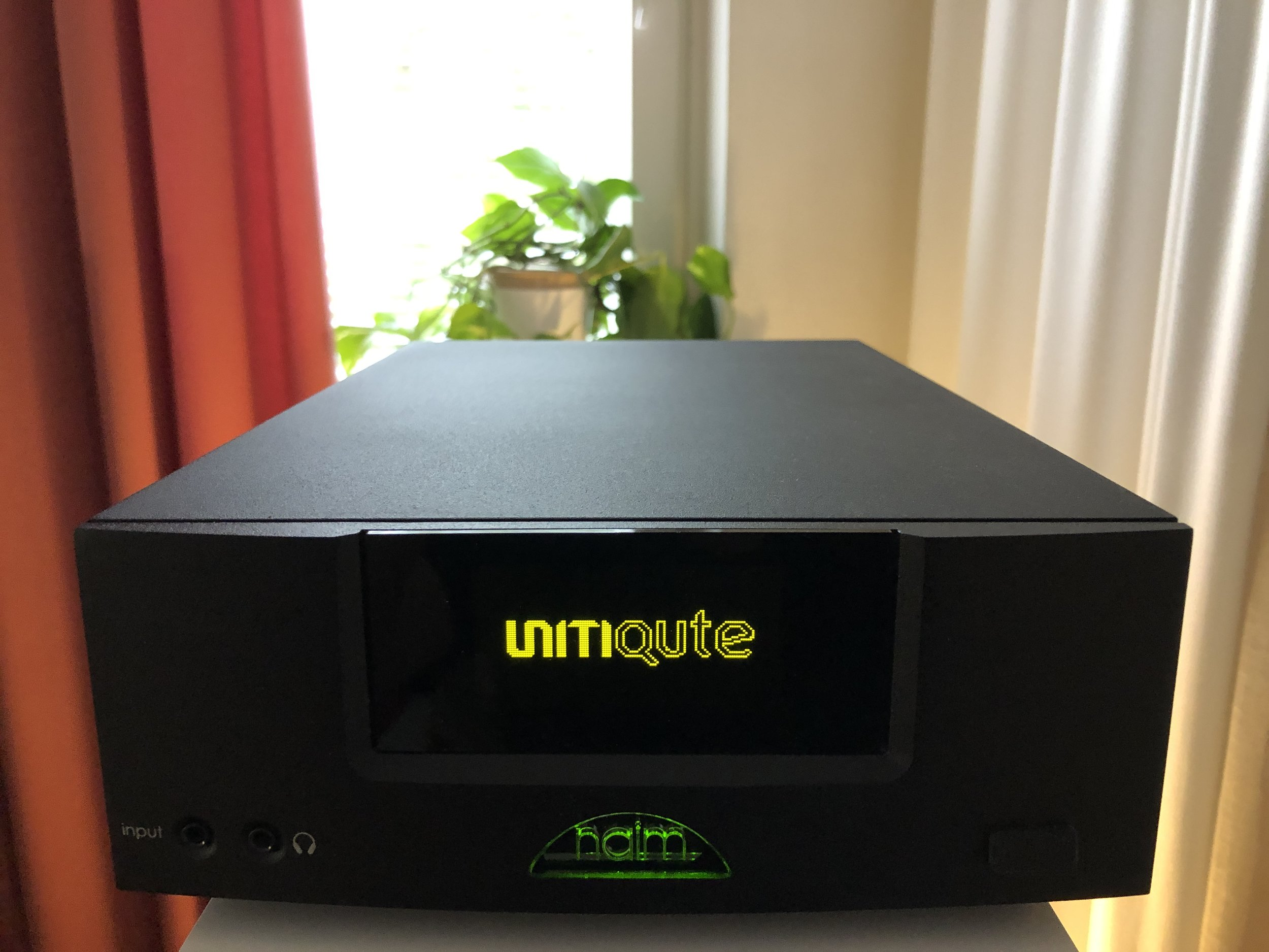 IMG_3031.JPG; naim unitiQute All-in-One Player