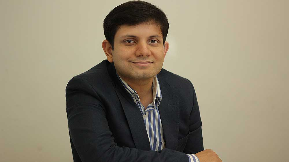 Vivek Srivastava, CEO, HealthCare atHOME India