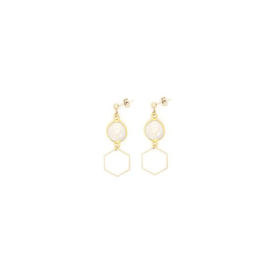 GISELE B EARRINGS EMMA