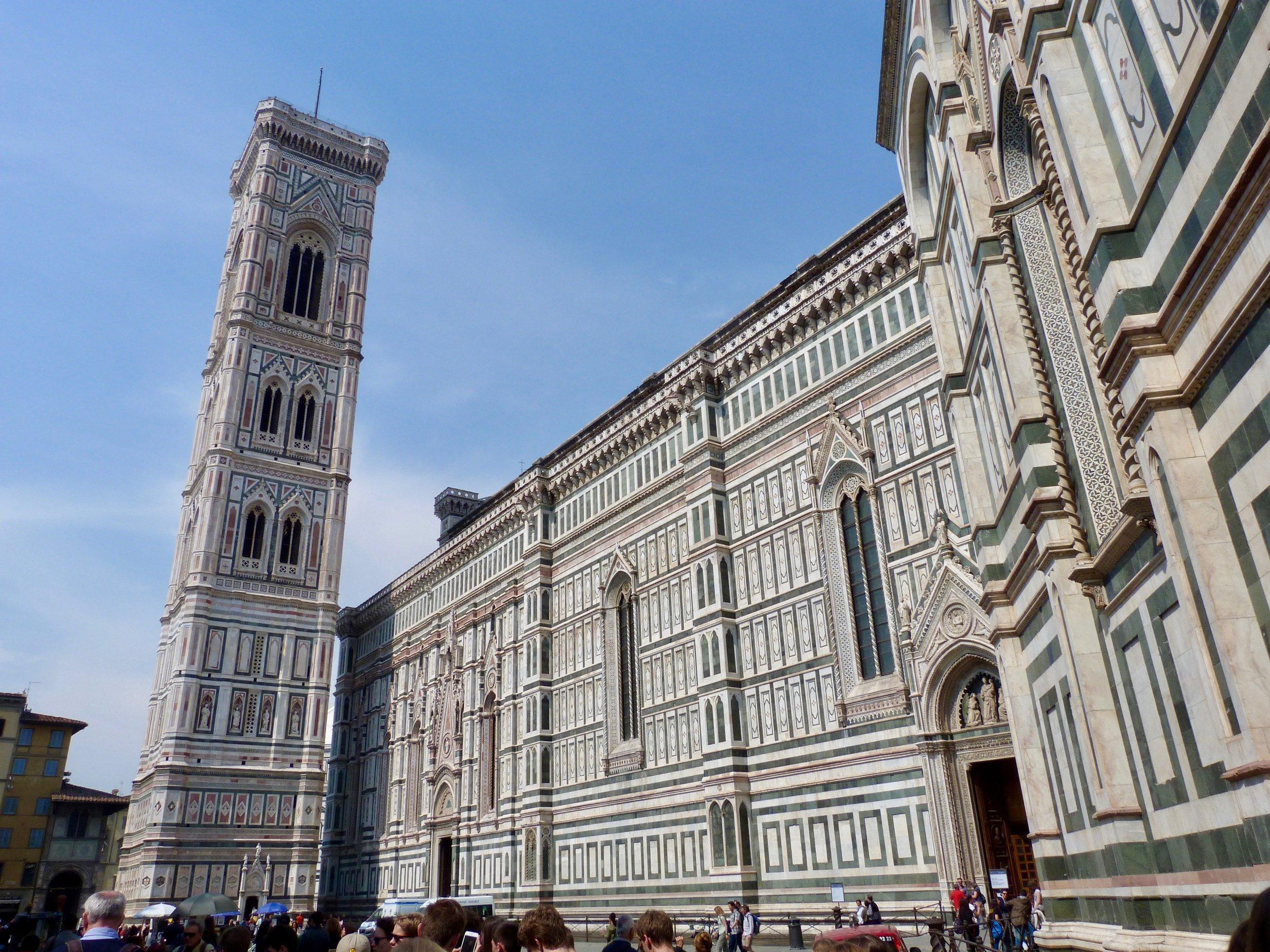 Le Campanile de Giotto