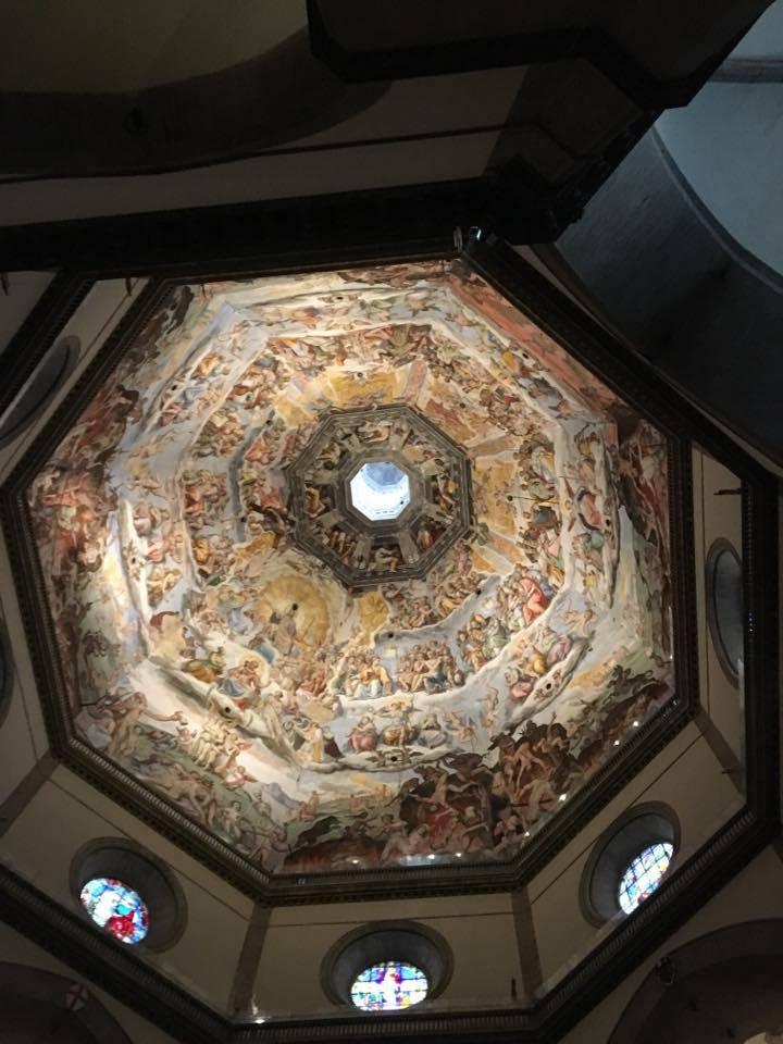 Coupole Cathédrale Santa Mario Del Fiore
