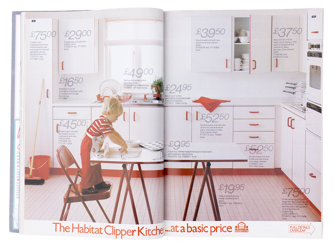 colour + shape | Interior Design Studio | Cambridge - 1980s Habitat Inspiration