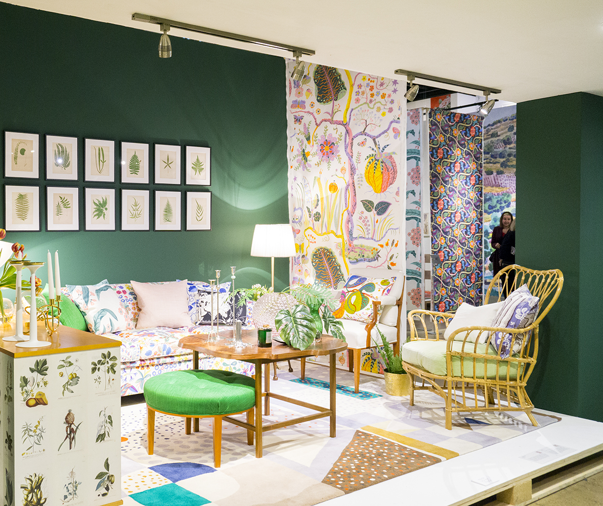 colour + shape   Interior Design Studio   Cambridge - Josef Frank