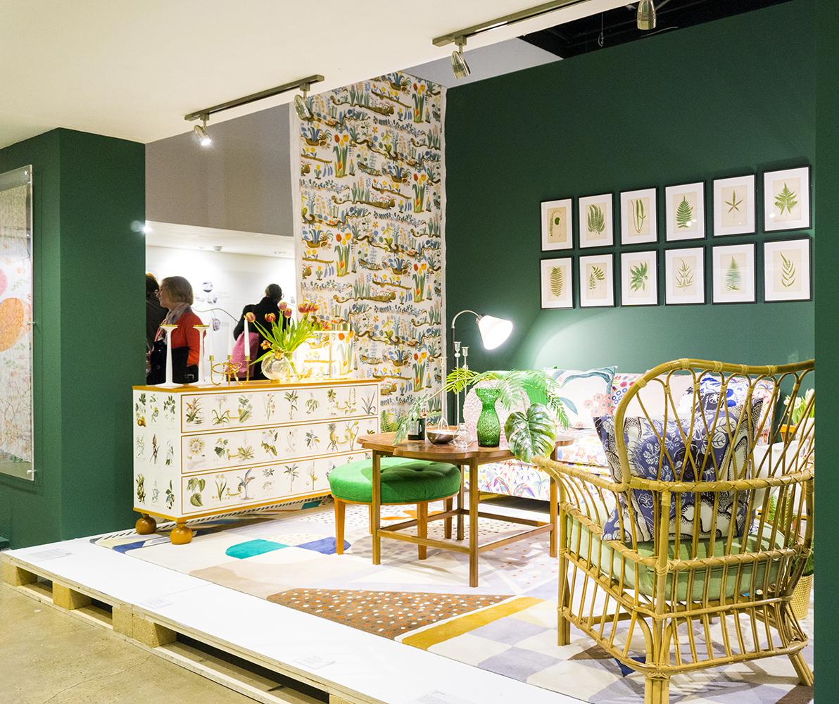 colour + shape | Interior Design Studio | Cambridge - Josef Frank