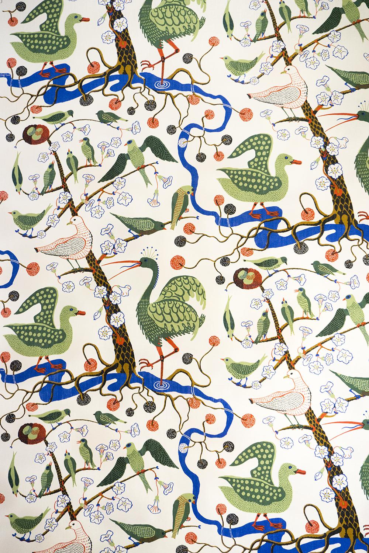 Grona Faglar (Green Birds), 1943-45
