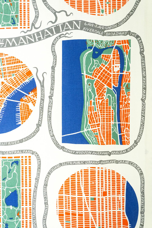 Manhattan, 1941-46
