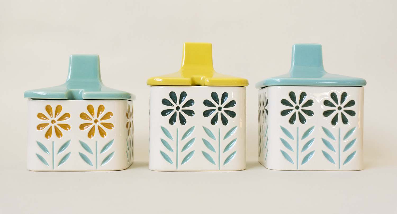 colour + shape | Interior Design Studio | Cambridge - Hornsea Pottery