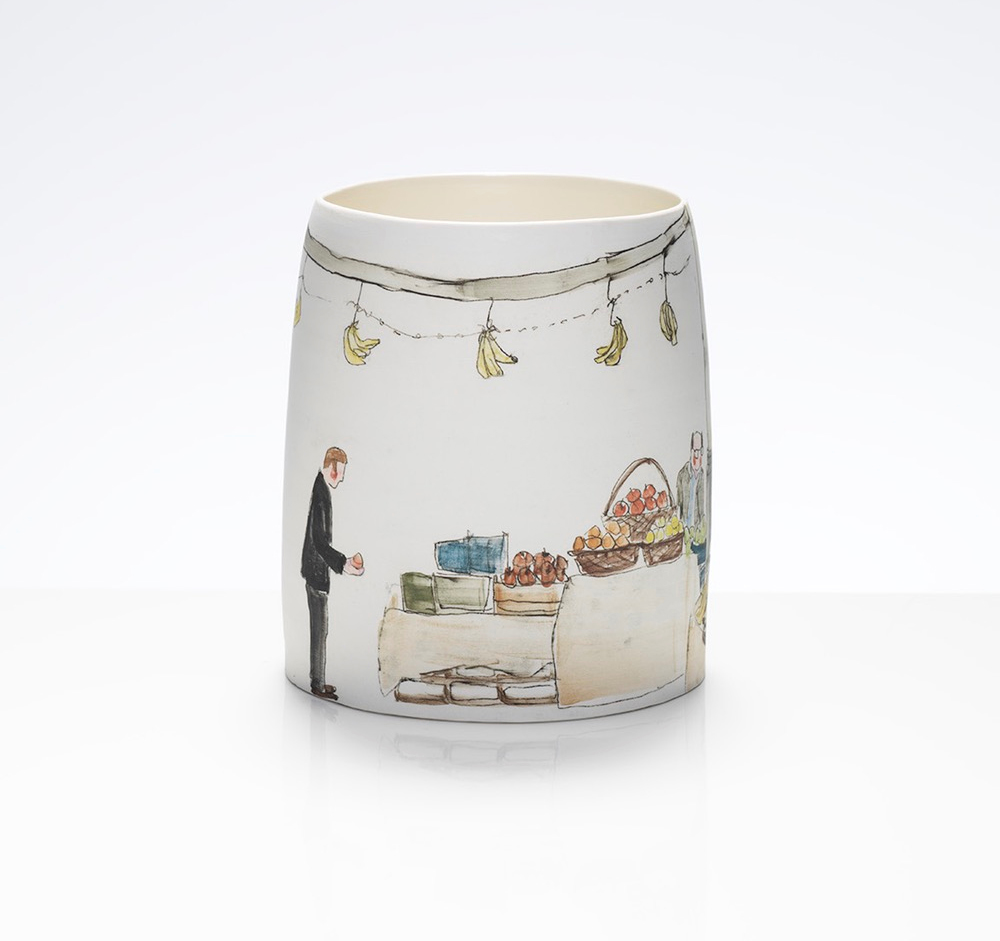 colour + shape | Interior Design Studio | Cambridge - Helen Beard Ceramics