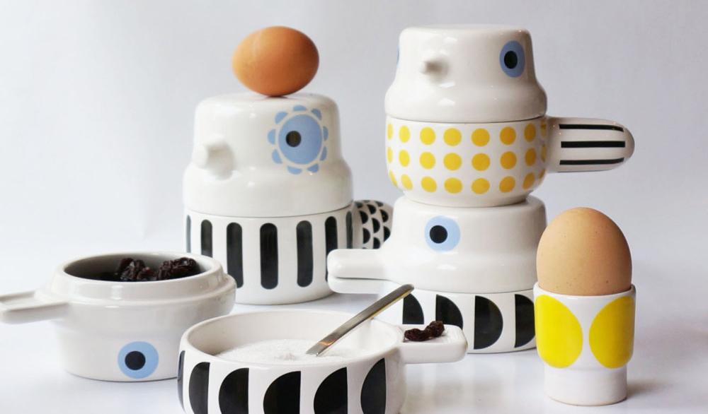 colour + shape | Interior Design Studio | Cambridge - Camilla Engdahl Ceramics
