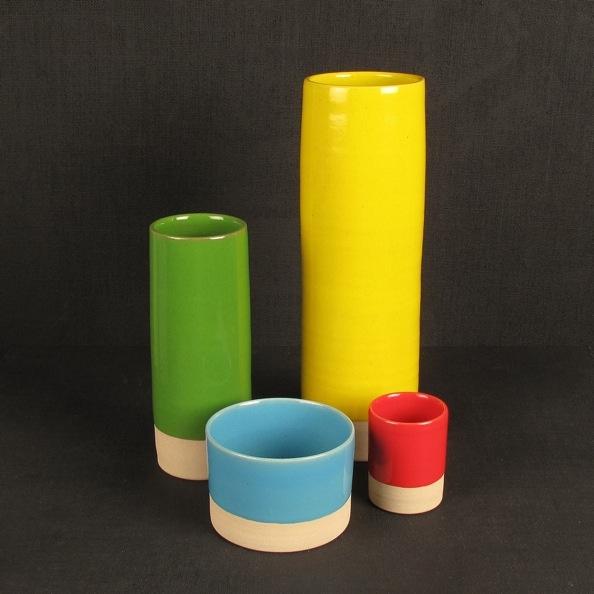 colour + shape | Interior Design Studio | Cambridge - Les Guimards Ceramics