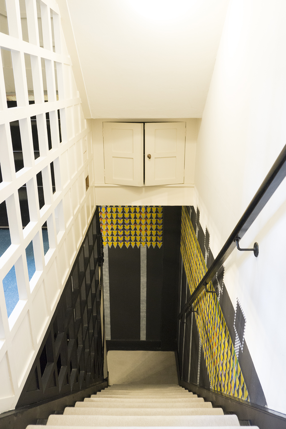 colour + shape | Interior Design Studio | Cambridge - 78 Derngate Mackintosh Design