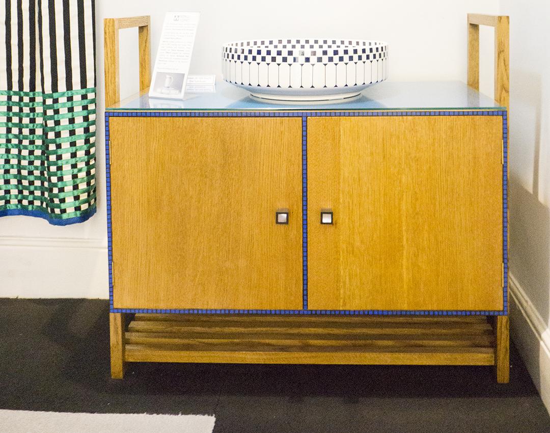 colour + shape | Interior Design Studio | Cambridge - 78 Derngate Mackintosh Guest Bedroom