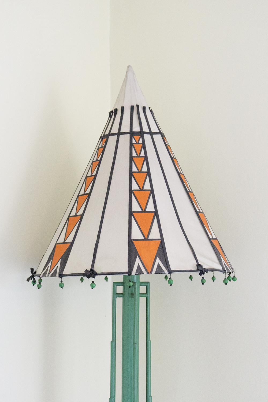 colour + shape | Interior Design Studio | Cambridge - 78 Derngate Mackintosh Standard Lamp