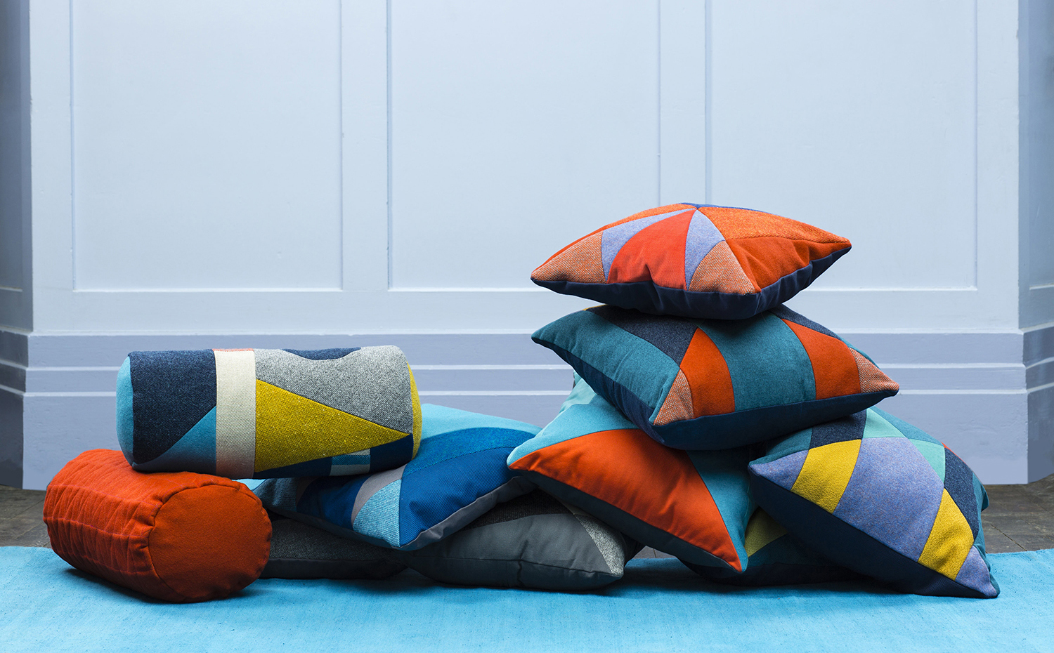 colour + shape | Interior Design Studio | Cambridge - Fun Makes Good Textiles