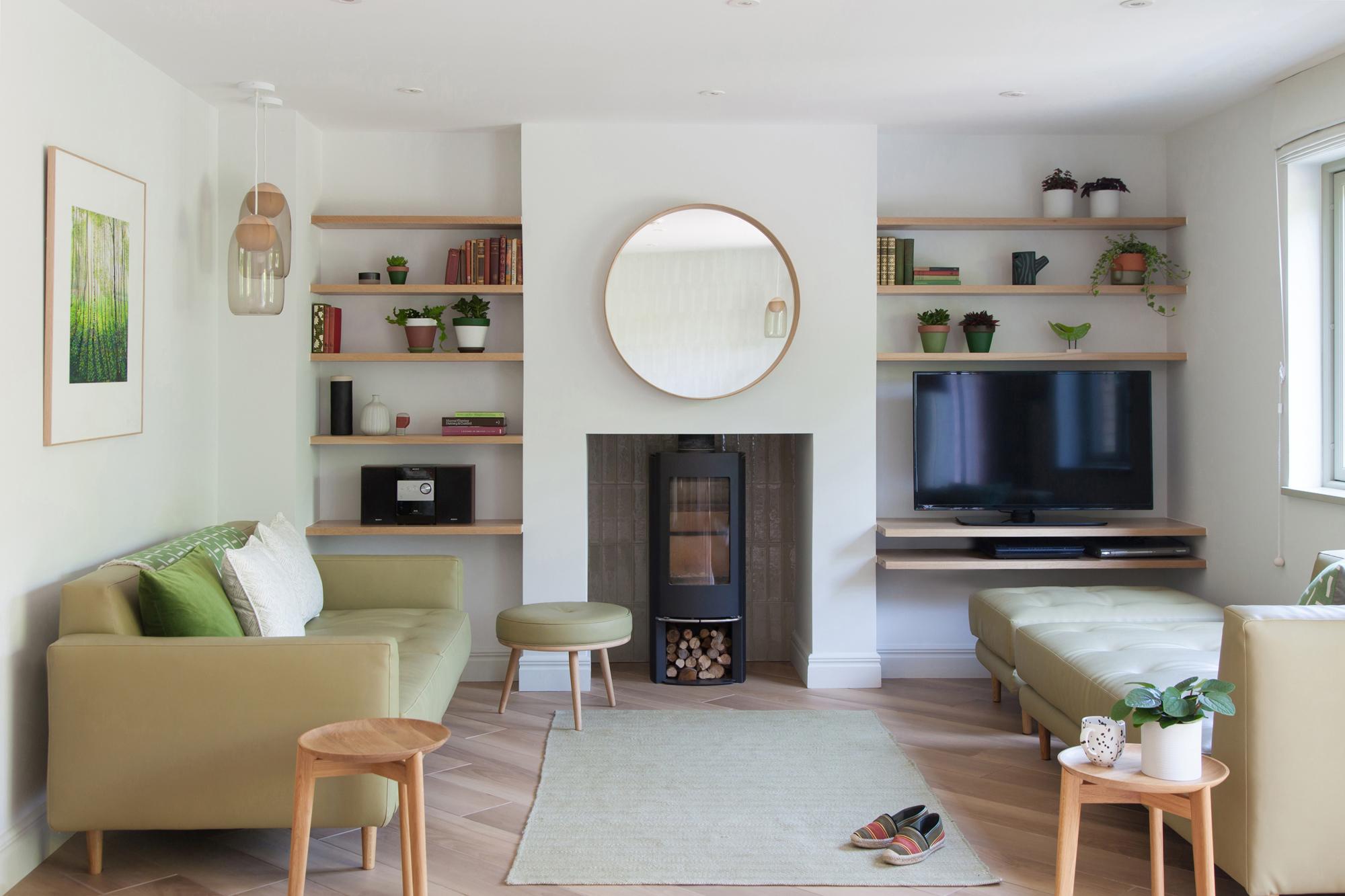 colour + shape   Interior Design Studio   Cambridge - Green End Road