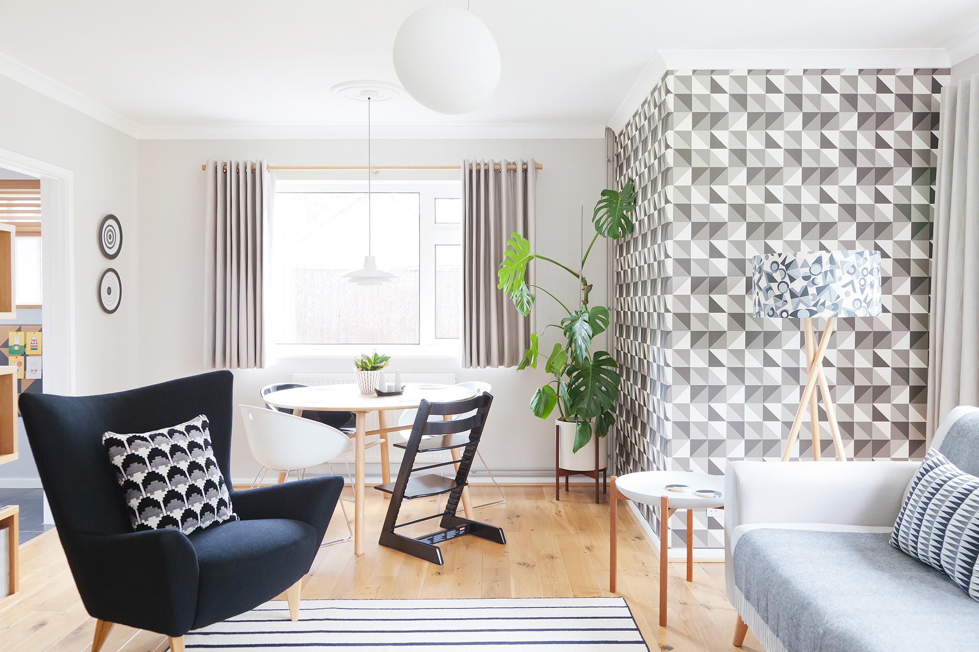colour + shape | Interior Design Studio | Cambridge - Bungalow Brights