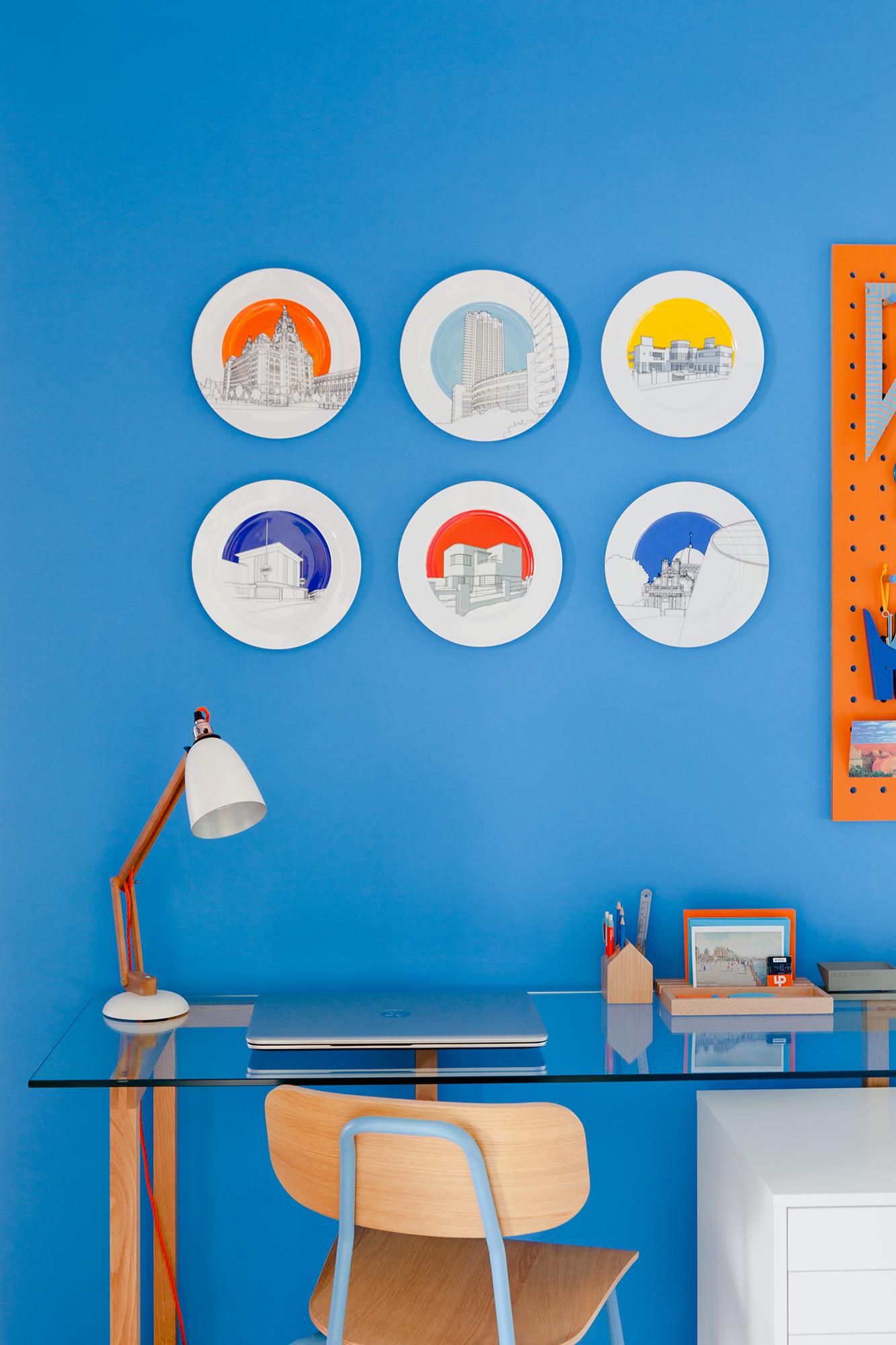 colour + shape   Interior Design Studio   Cambridge - Bungalow Brights