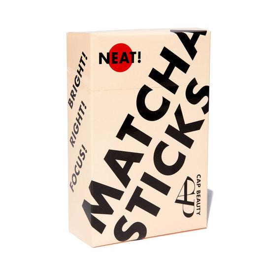 Matcha Sticks