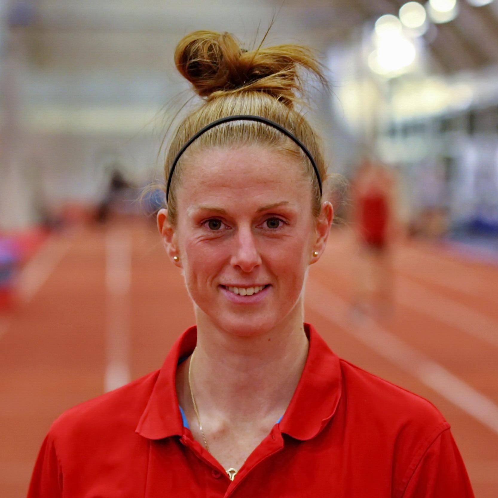 Laura Turner-Alleyne  Lead Coach - Sprints & Hurdles