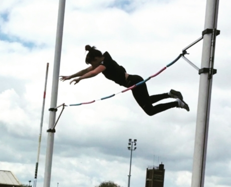 WLTF athlete Laura Edwards - Student at Solent University